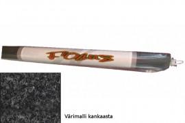 Focus tummanharmaa kaiutinkangas(rulla)