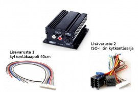 Sinustec ST-A 100.2 minivahvistin