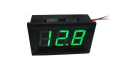 Jännitemittari (vihr LED)