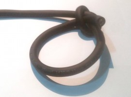 25mm² Power Line - musta