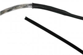 Musta suojasukka 6mm