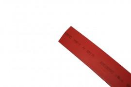 Punainen kutistesukka 17mm
